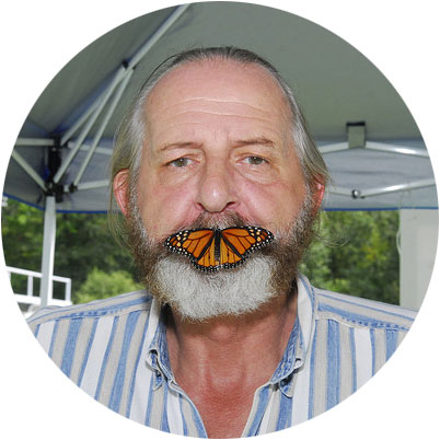 Rick Mikula, The Butterfly Guy